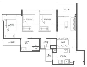 Parc-Esta-Floor-Plan-3BR-C1-904sqft